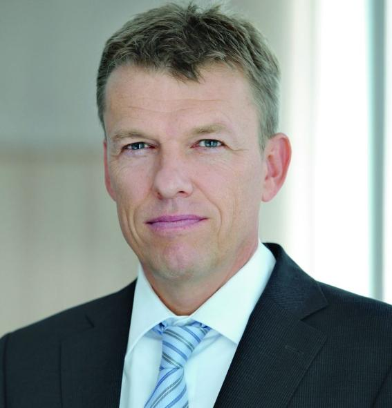 Jürgen Nowicki, Executive Vice President Linde plc und CEO of Linde Engineering